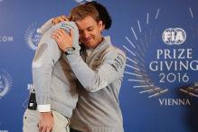 Formel 1: Erster Titel für Rosberg