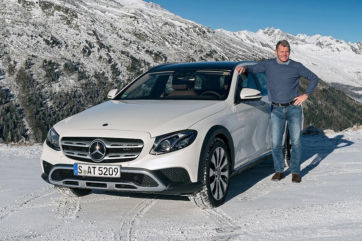 Mercedes E Matic Kombi All Terrain