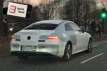 E-Klasse-Erlkönig in Hamburg gesichtet!
