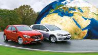 VW Golf gegen Mercedes A-Klasse: Dauertest