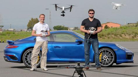 Autozubehör: Kamera-Drohnen im Test
