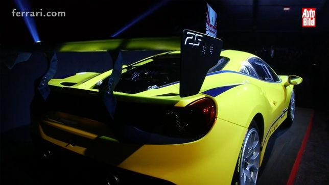 Ferraris neue Rennmaschine