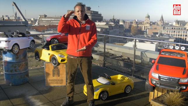 Die E-Cars der kleinen