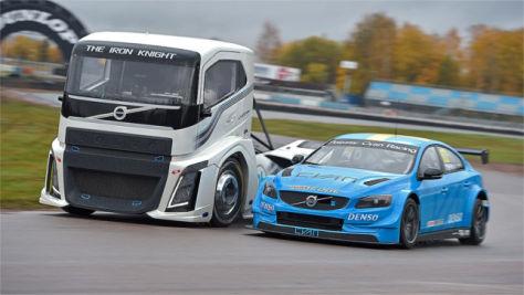 Vergleich der Extrem-Volvo