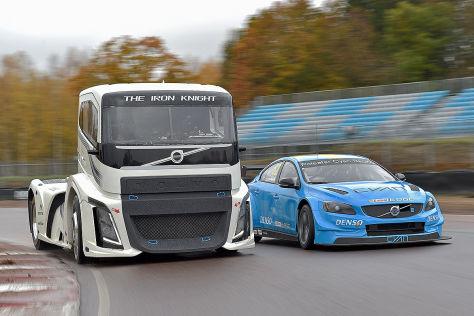 Volvo Iron Knight Volvo S60 TC1