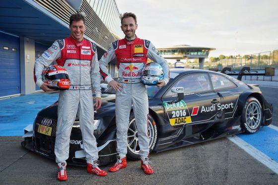 Audis DTM-Piloten für 2017