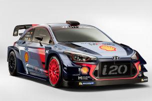 WRC: Hyundai greift an