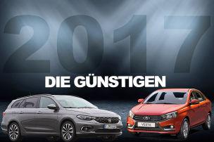Ranking: Autos unter 15.000 Euro