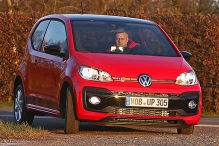 VW Up GTI (2017): Vorstellung, Fahrbericht, Marktstart, Preis