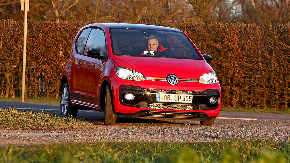 vw up gti. Black Bedroom Furniture Sets. Home Design Ideas