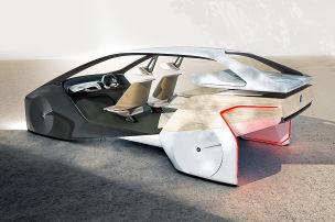 BMW auf der CES 2017: Vorstellung