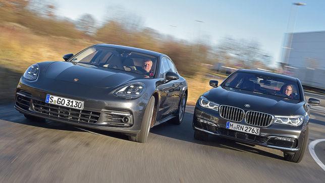 Panamera vs 7er: Wer ist der bessere Diesel?