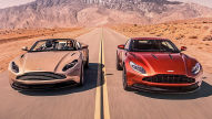 Aston Martin DB11 Volante (2018): Test