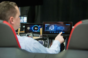 Bosch Car (CES 2017): Vorstellung und Sitzprobe