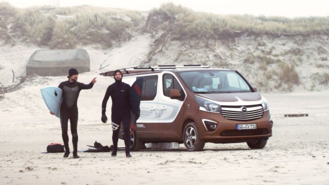Opel Vivaro wird zum Lifestyle-Van