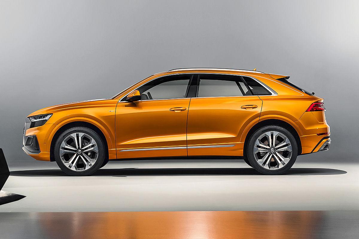 2018 Diesel Suv >> Audi Q8 (2018): Preis, Bilder, Test, Motor - Bilder - autobild.de