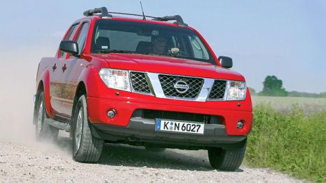 Nissan Navara D40: Gebrauchtwagen-Test