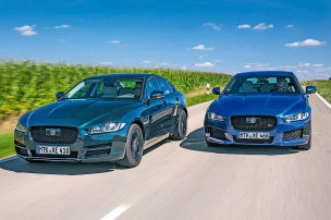 Gesucht: Der beste Jaguar XE