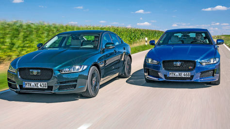 Jaguar XE: Kaufberatung