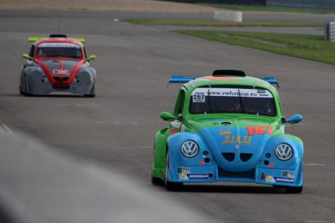 Tracktest: VW Funcup
