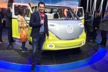 VW baut einen E-Bus!