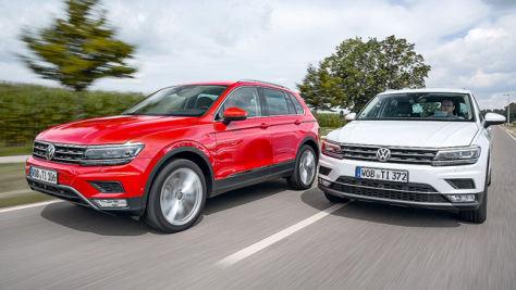 VW Tiguan: Kaufberatung