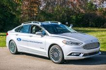 Ford auf der CES 2017