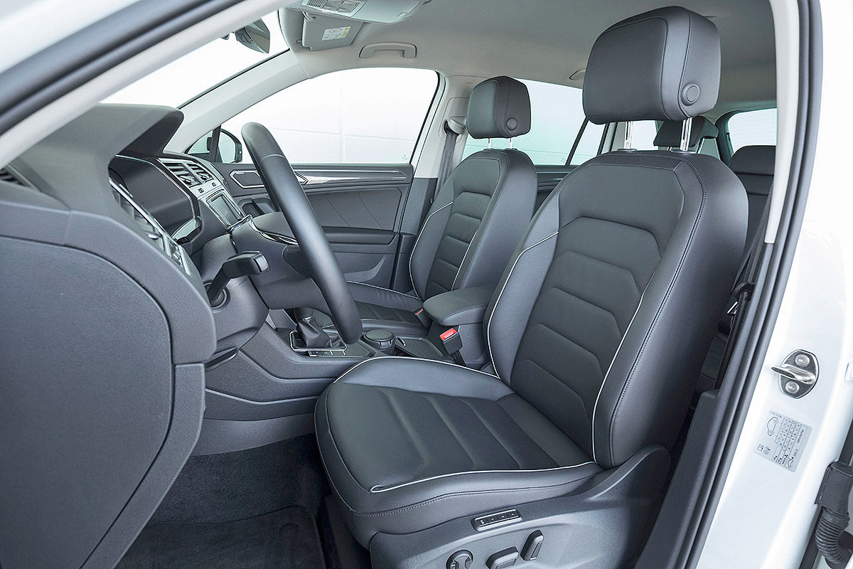 Kaufberatung VW Tiguan