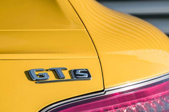 """AMG GT mit einem Schuss """"R"""""""