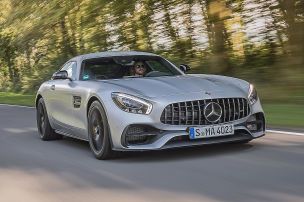 Mercedes-AMG GT / GT S Facelift (2017): Test