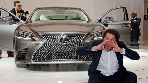 Detroit Auto Show (NAIAS) 2017: Pro und Kontra