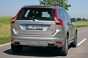 Volvo XC60: 100.000-Kilometer-Dauertest