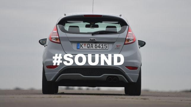So klingt der Fiesta ST200