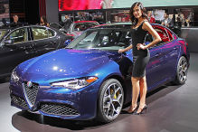 Detroit Auto Show 2017: Hostessen
