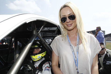 24h Dubai: Cora Schumacher