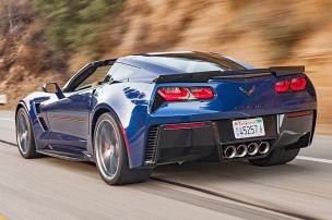 Corvette Grand Sport: Fahrbericht