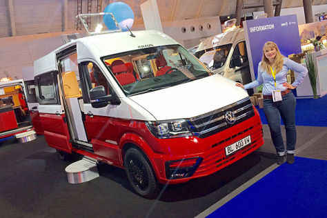 Knaus Saint & Sinner VW Crafter