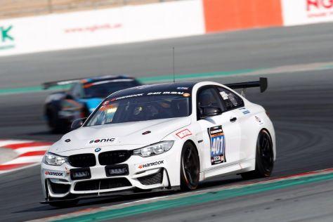 24h Dubai: Premiere für BMW M4 GT4