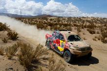 Starkes Dakar-Comeback für BFGoodrich