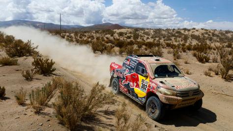 Rallye Dakar 2017: Michelin