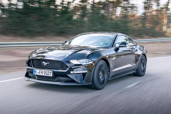 Alle Infos zum Mustang Facelift