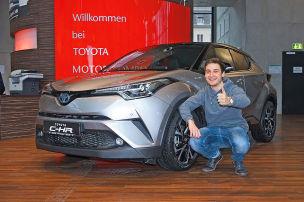Toyota Leser-Voting