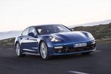 Porsche Panamera 4 E-Hybrid (2017) im Test: Fahrbericht
