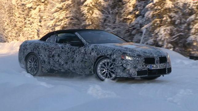 Der neuer BMW 8er