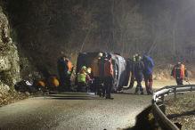 Tödlicher Unfall bei Rallye Monte Carlo