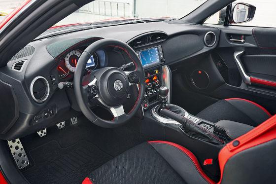 GT86 mit eingebautem Drift