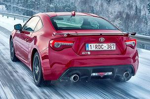 Toyota GT86 Facelift (2017): Fahrbericht