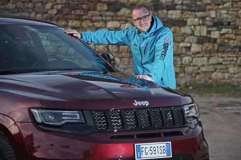 Jeep Grand Cherokee SRT Faceift (2017): Fahrbericht