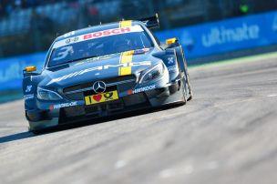 Mercedes gibt DTM-Fahrer bekannt