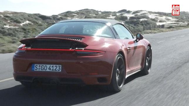 Wie gut ist der neue 911 GTS?